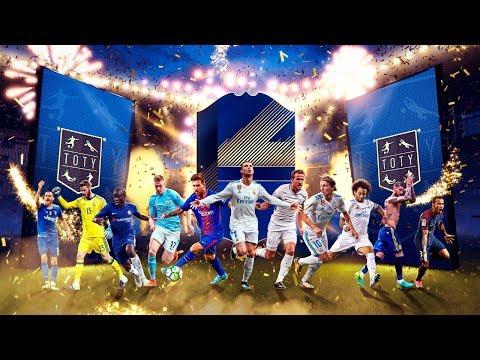 ME SALEN 3 TOTY EN EL MISMO PACK OPENING !!! FIFA 18