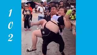 Hài Trung Quốc Chơi Ngu P15 - Những Khoảnh Khắc Hài Hước 2017 - Xem 100 Lần Vẫn Cười
