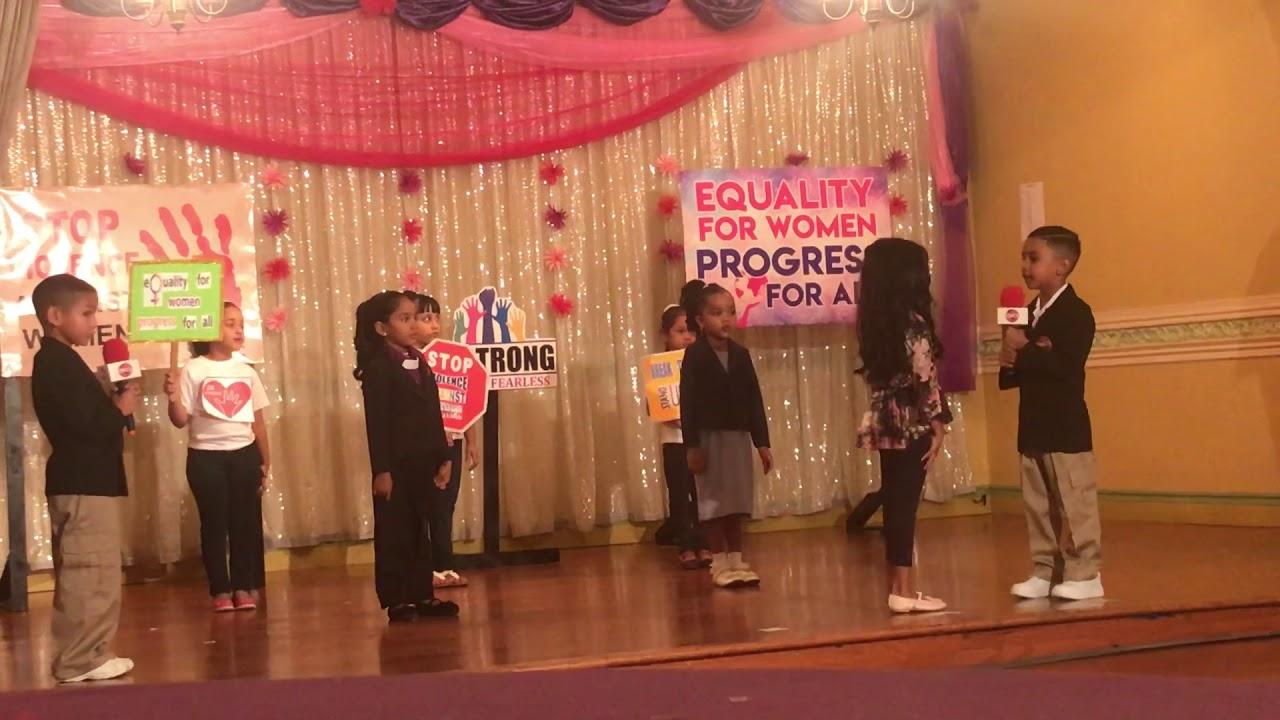 Reading Rainbow Preschool San Fernando Trinidad Represents The