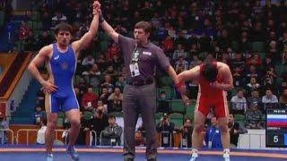 Виктор Лебедев выбыл из гонки за золото турнира памяти Ивана Ярыгина