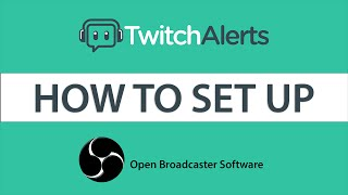 How To Set Up TwitchAlerts (now Streamlabs) With OBS (Tutorial) thumbnail