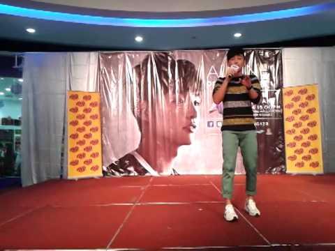 满分 - 钟瑾桦 Alvin Chong (fancam at Boulevard, Kuching)