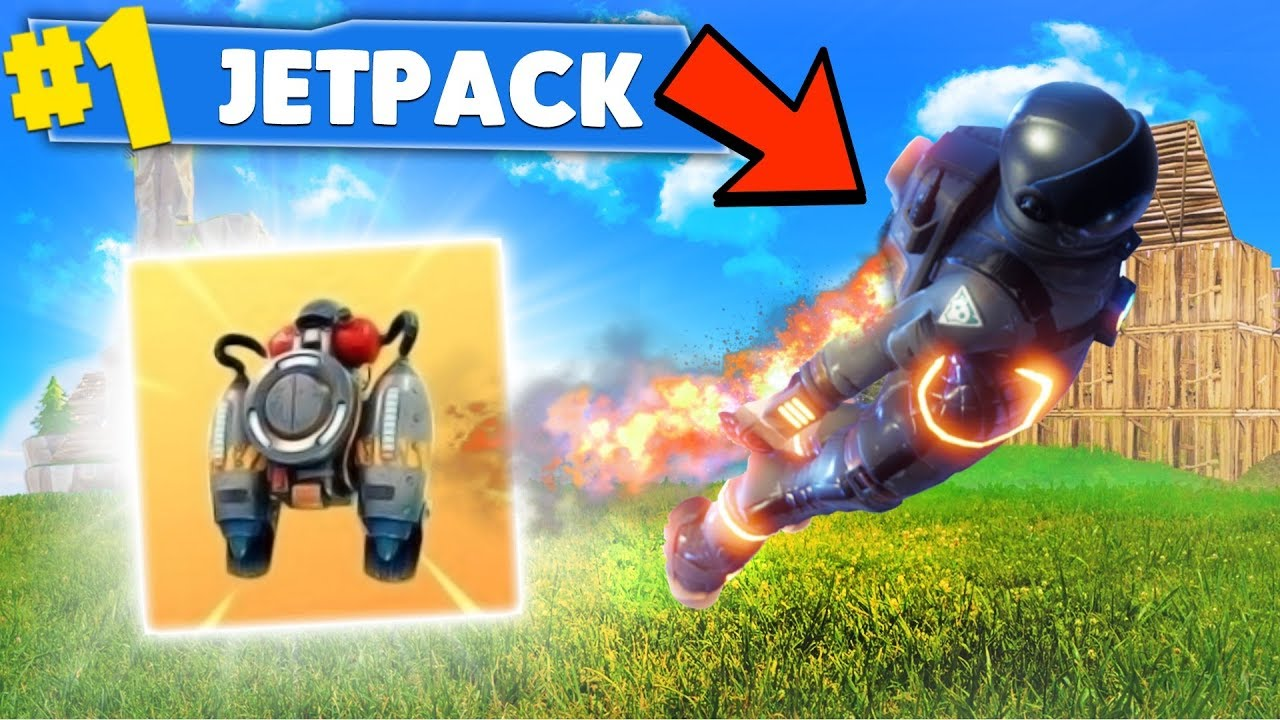 New Jetpack In Fortnite Battle Royale Fortnite Battle Royale Youtube Fortnite's jetpacks are finally here and they are every bit as much fun as you might hope. new jetpack in fortnite battle royale fortnite battle royale