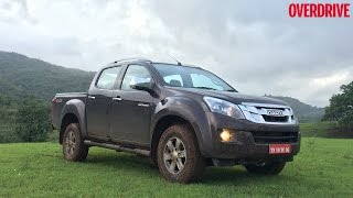 Isuzu D-Max V-Cross - Road Test Review