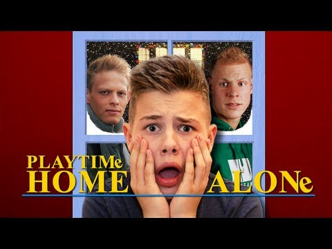 HOME ALONE: Playtime