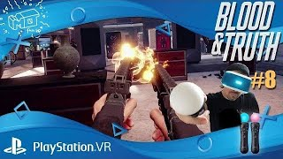 Blood and Truth  Playstation VR .. 8  lets play  deutsch  german