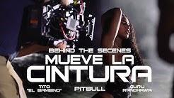 Pitbull ft. Tito El Bambino & Guru Randhawa - Mueve La Cintura (Official Behind The Scenes)