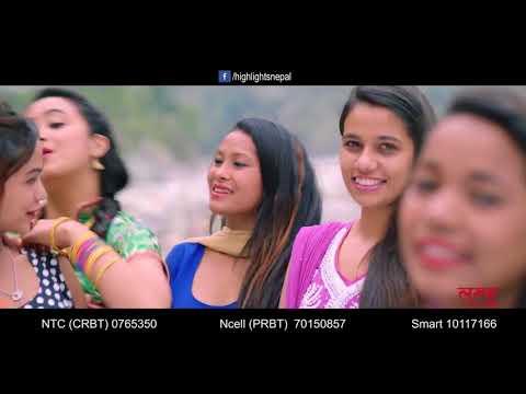 Dodhar Dodharma Pare Ma   New Nepali Movie LAMPHOO Video Song   Kabir Khadka, Ma HD