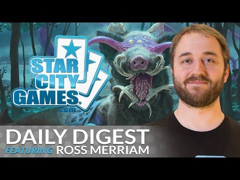 Daily Digest: Bant Eldritch Evolution with Ross Merriam Modern