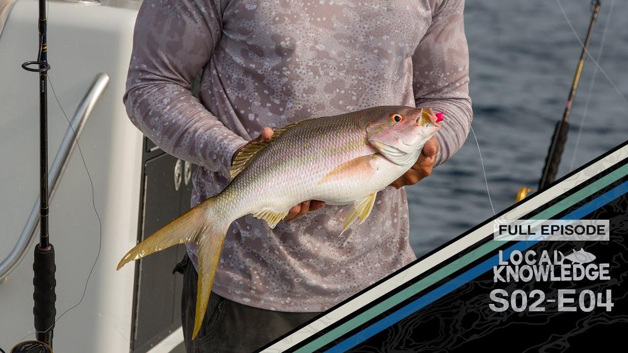Local knowledge fishing show s02 e04 grab bag full episode for Local knowledge fishing