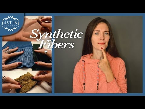 Synthetic fibers and what they're good at | FABRIC GUIDE | Justine Leconte