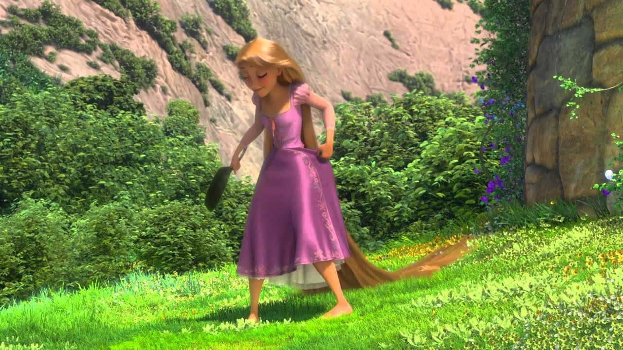 Tangled When Will My Life Begin Reprise Hd Youtube