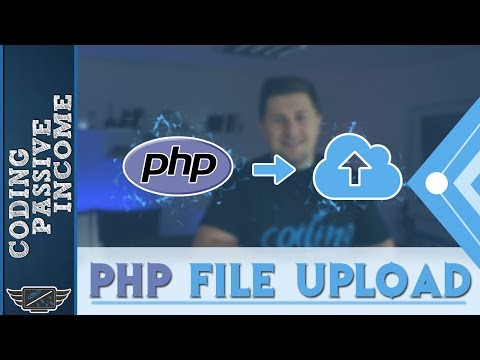 PHP Tutorial For Beginners: File Upload