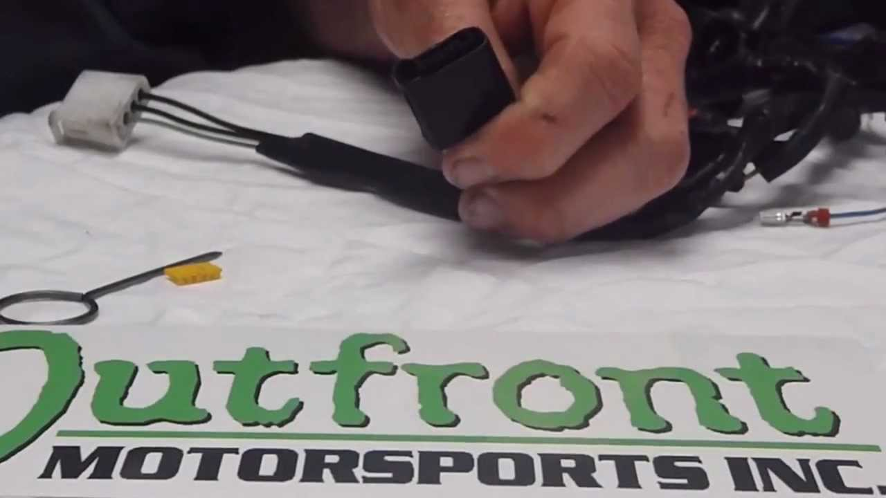 maxresdefault subaru coil connector repair by outfront motorsports youtube  at suagrazia.org