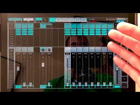 Waves LV1 Mixer Quick Tip #2-Stereo Matrix