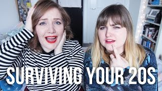 Surviving Your 20s Moving Finding a Job & Money with Rosianna
