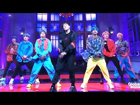 BTS - Mic Drop (Live On SNL) FULL PERFORMANCE (REACTION)