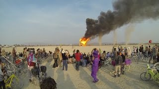 Embrace Burn - Burning Man 2014 Thumbnail