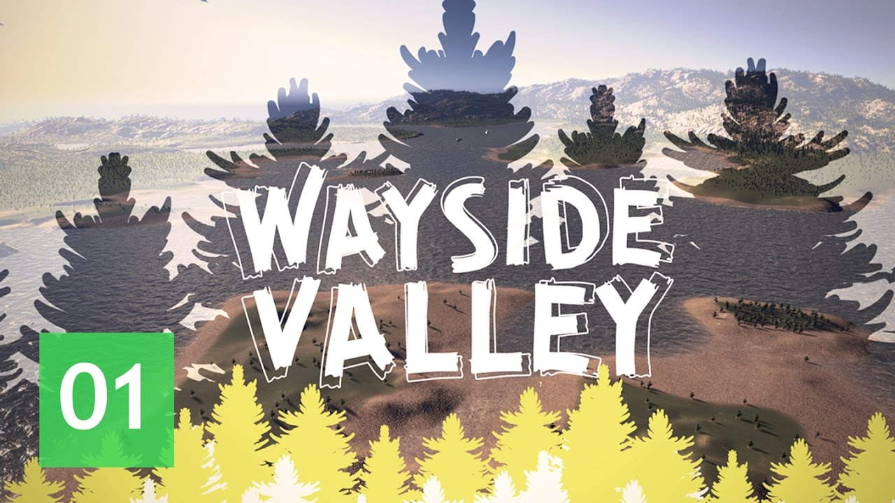 Download Cities Skylines: Wayside Valley - Ep.1: Map Creation