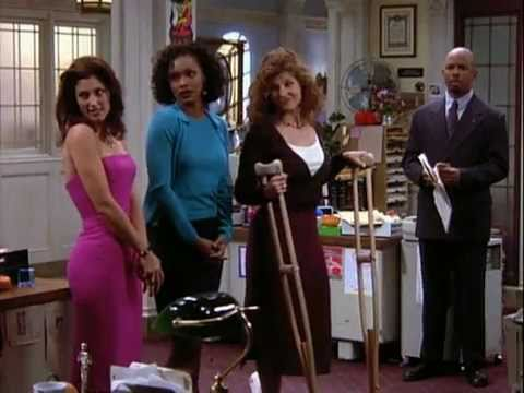 Jennifer Esposito  Spin City