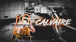 WORST NIGHTMARE CAME TRUE | CALVAIRE - BEST VELOCITY MONTAGE | MADE ON ANDROID