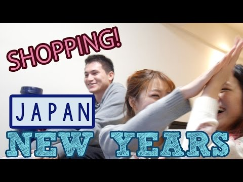 New Years in JAPAN - Karaoke & Shopping | KimDao in JAPAN