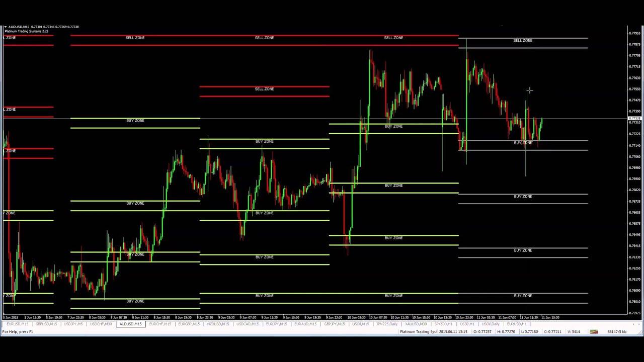 Platinum fx trading system