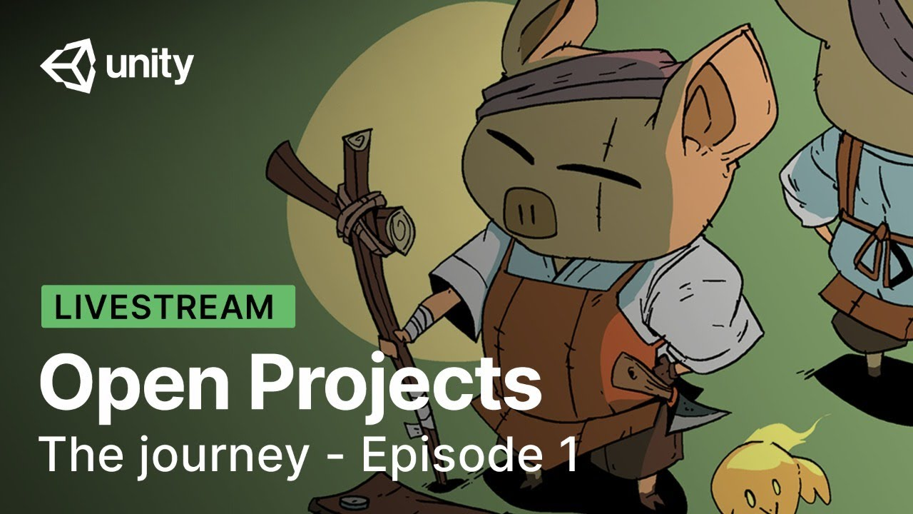Open Projects: The Journey - Ep. 1