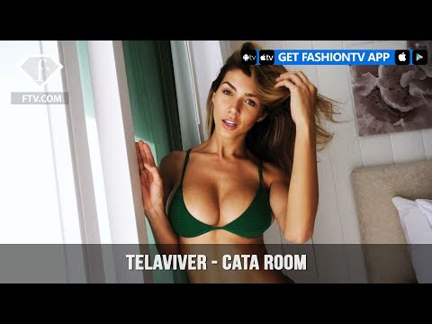 Telaviver presents Stunner Model Cata Freer | FashionTV | FTV