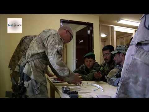 Afghan Army: Engineer, Plumber Training