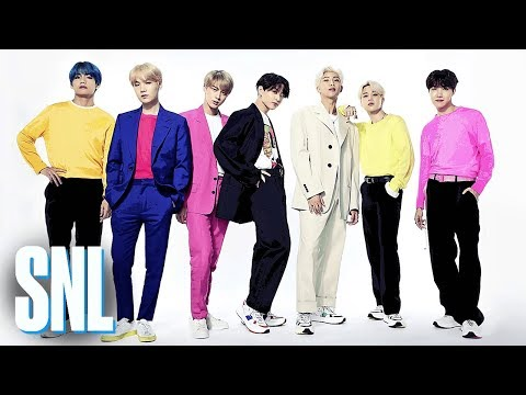 BTS: Boy with Luv (Live) - SNL Mp3