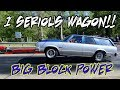 THIS BIG BLOCK NITROUS MALIBU WAGON IS A MONSTER!!
