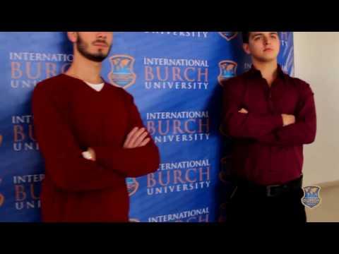 BURCH University in Sarajevo - Mannequin Challenge