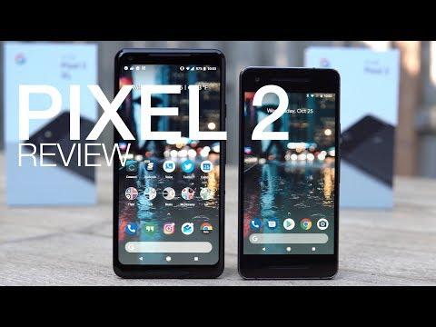 Pixel 2 & Pixel 2 XL REVIEW!