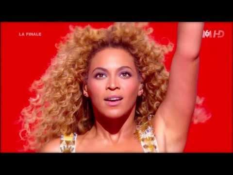 Beyoncé - Run The World Girls (Live X Factor France 2011)