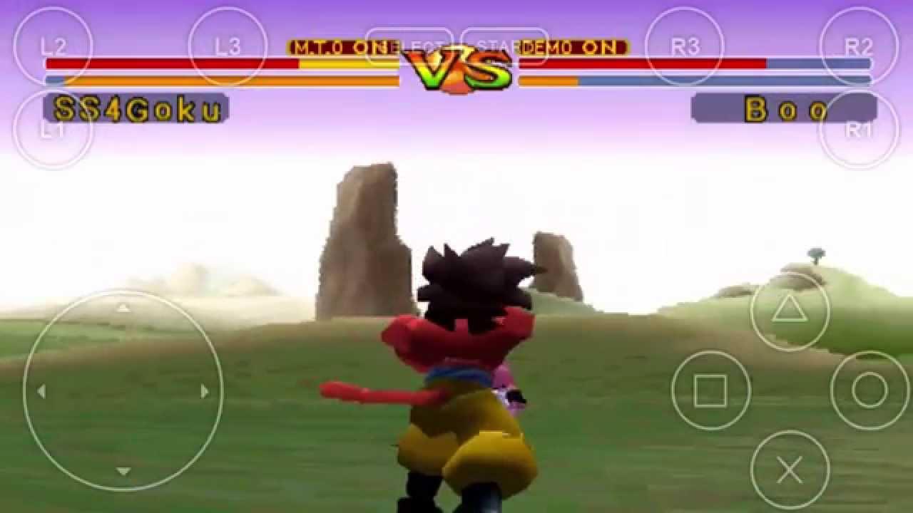 Top De Los Mejores Juegos De Dragon Ball Z Android Youtube