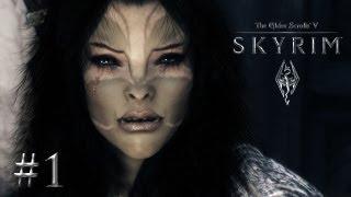 The Elder Scrolls 5: Skyrim - #1 [На свободу!]