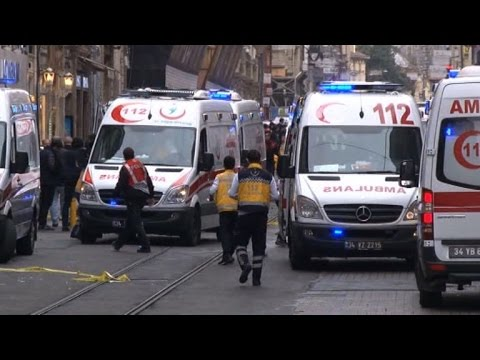 Istanbul Suicide Attack Kills 4, Wounds 20: Governor