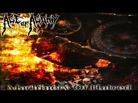 Age Of Agony - Machinery Of Hatred | Full Album (Old School Death Metal)
