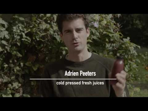 Adrien Peeters - Cold Pressed Juices