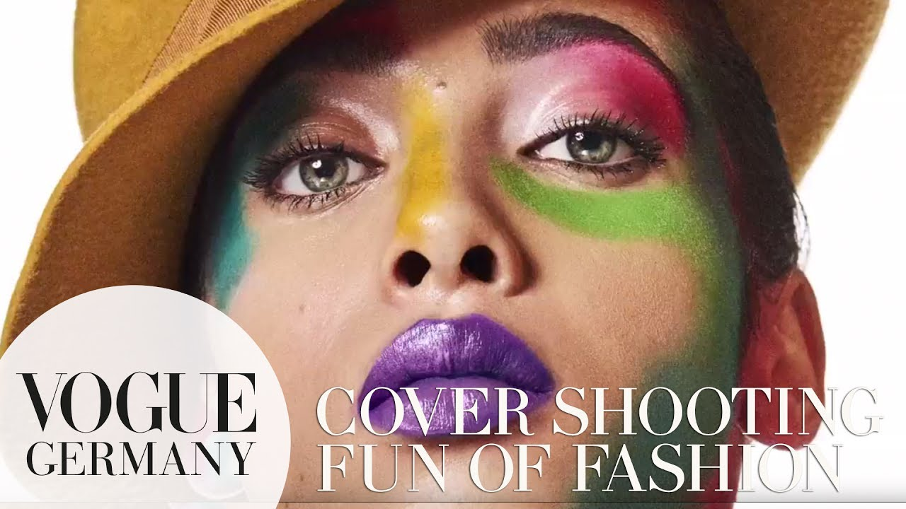 "Hinter den Kulissen unseres ""Fun of Fashion"" Cover-Shootings I VOGUE Behind the Scenes"
