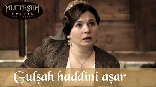 Gambar cover Gülşah Haddini Aşar - Muhteşem Yüzyıl 48.Bölüm