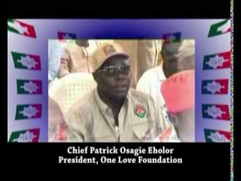 Observer General Observes the work of Adams Oshiomhole in Edo State