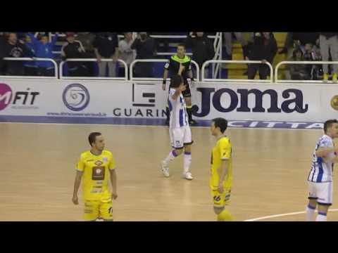 Pescara C5 - Napoli 5-1