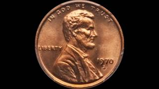 BACK TO BASICS - How to Spot the Valuable 1970-S Small Date Lincoln Cent
