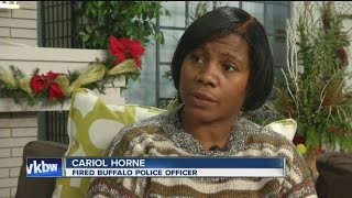 """Fired cop says """"I don't regret it"""" after stopping police officer from choking suspect"""