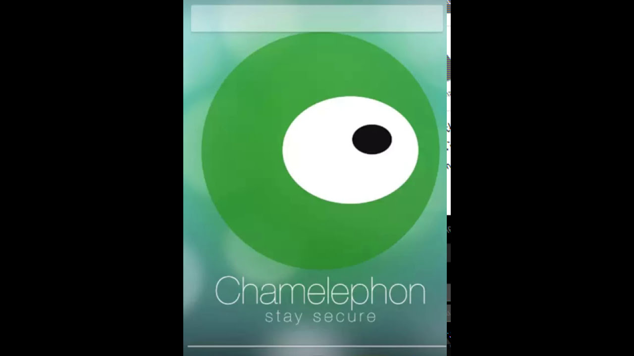 chamelephon apk how to use