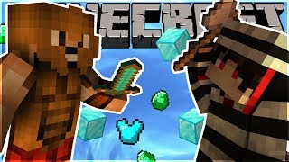 THEY STOLE EVERYTHING! (Minecraft FUNNY MOMENTS!)