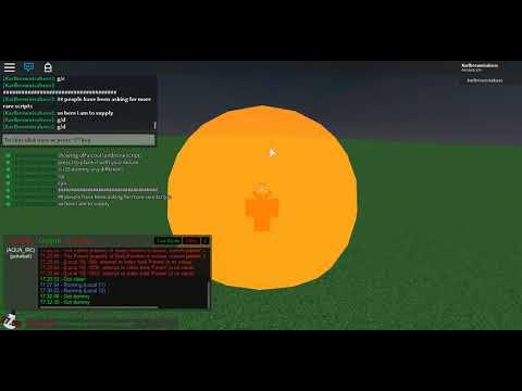 Roblox Fire Abilitys Script Youtube
