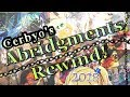 Cerbyo's Abridgments Rewind (2018)!!!